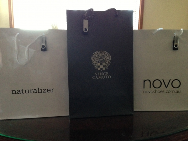 NOVO-Camuto-Naturalizer Preview - Goodie Bags