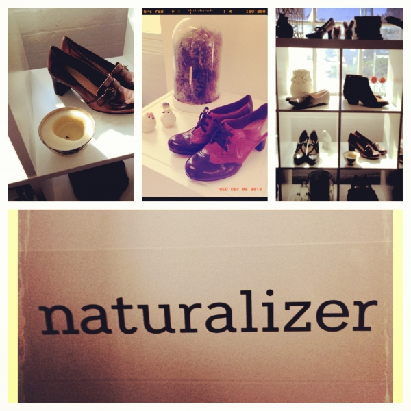 Naturalizer Preview