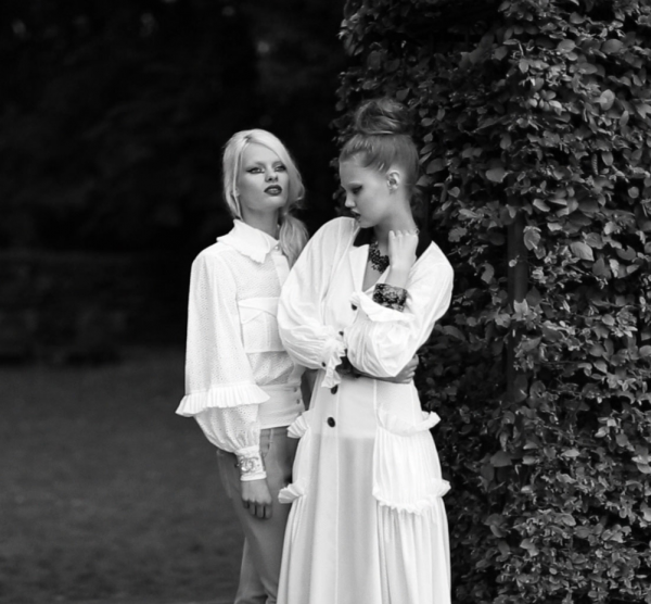 Chanel Presents Public Garden By Karl Lagerfield