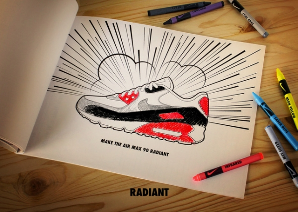 Air Max Project - Radiant