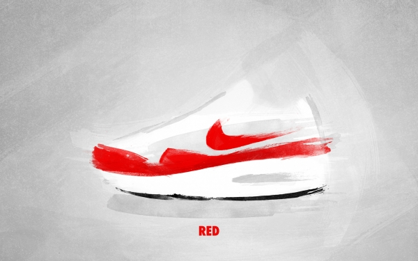 Air Max Project - Red