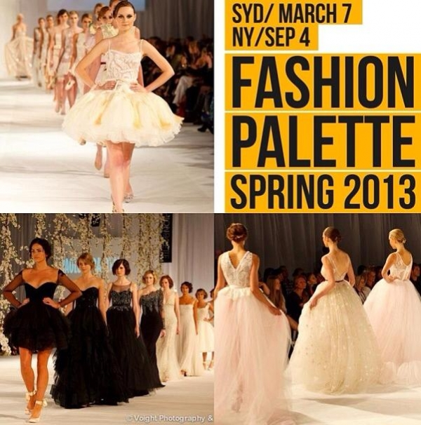 Fashion Palette- Spring Summer 2013:14