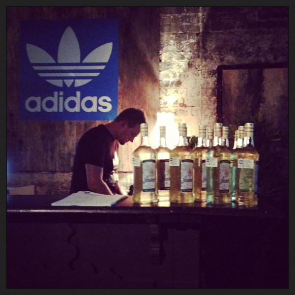 CARBON 2013 - Adidas Colliderscope Party