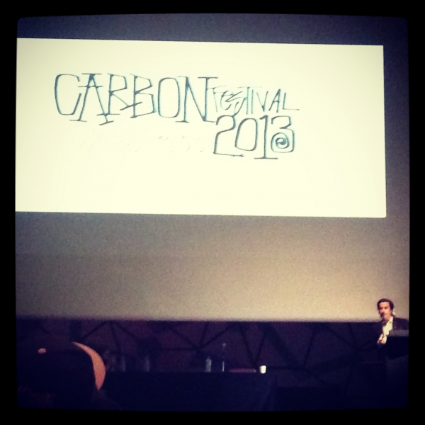 CARBON 2013 - Forum A_Shawn Stussy