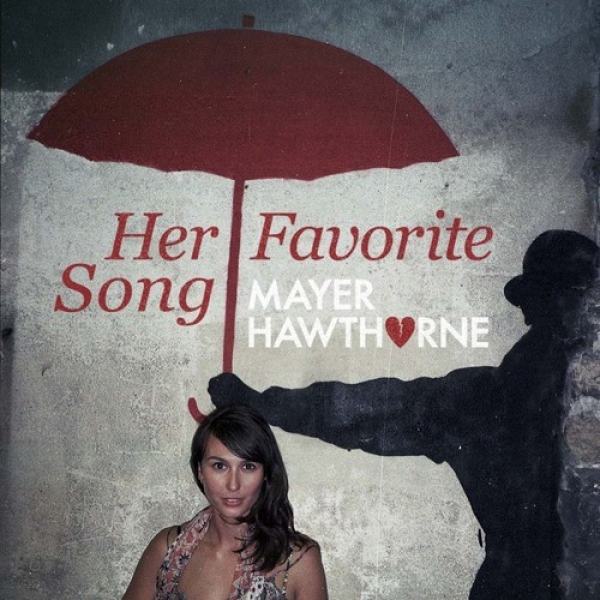Mayer Hawthorne Ft. Jessie Ware - Her Favourite Song