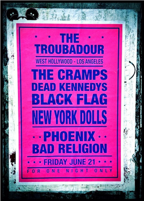 Dream Concerts_The Troubadour