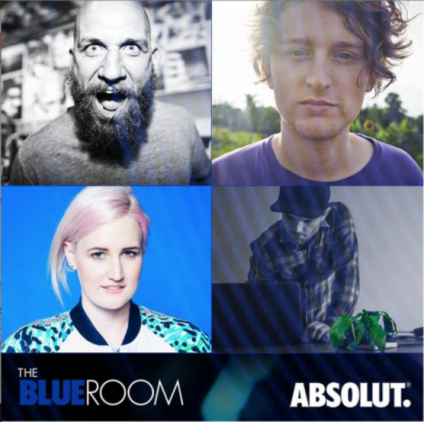 ABSOLUT - The Blue Room