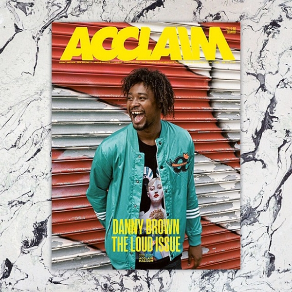 ACCLAIM Boutique Cover - Danny Brown