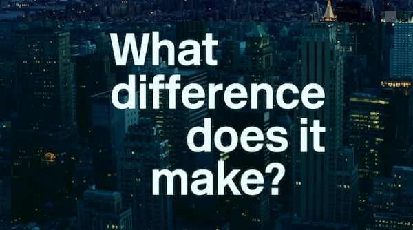 Red Bull Music Academy - What Difference Does It Make?