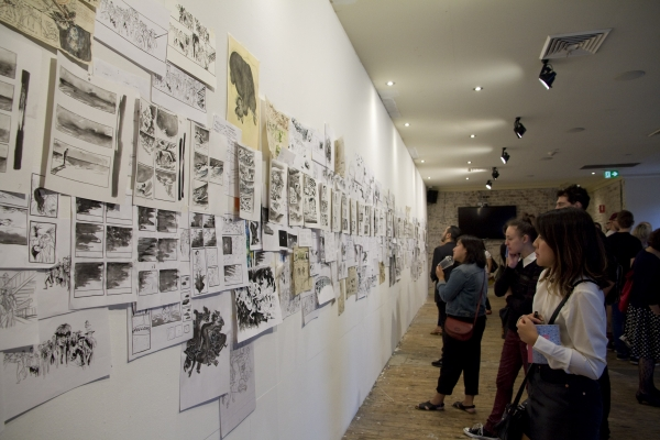MA' Comic Book Launch and Exhibition_3