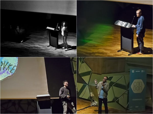 CARBON 2014 - Film and Photography (Forum D)