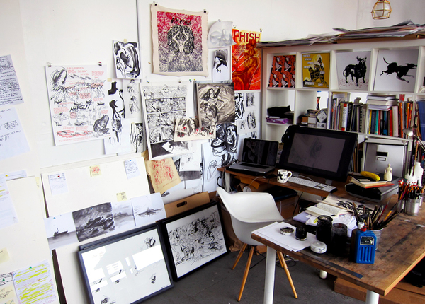 An Interview with Matty Huynh_Studio