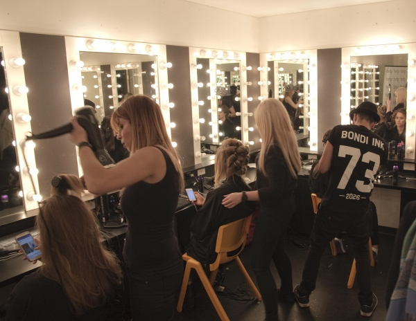 KOOKAÏ S:S 2014 - Backstage (Hair)