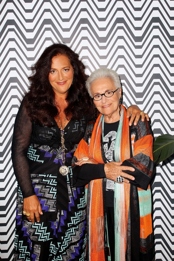 An Evening with Angela Missoni