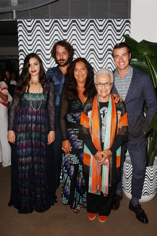 An Evening with Angela Missoni_Missoni Family
