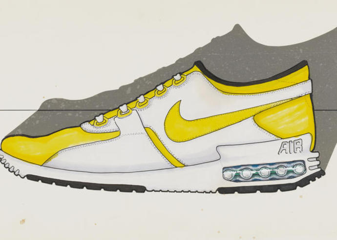 Air Max Day 2015 - Original Sketch