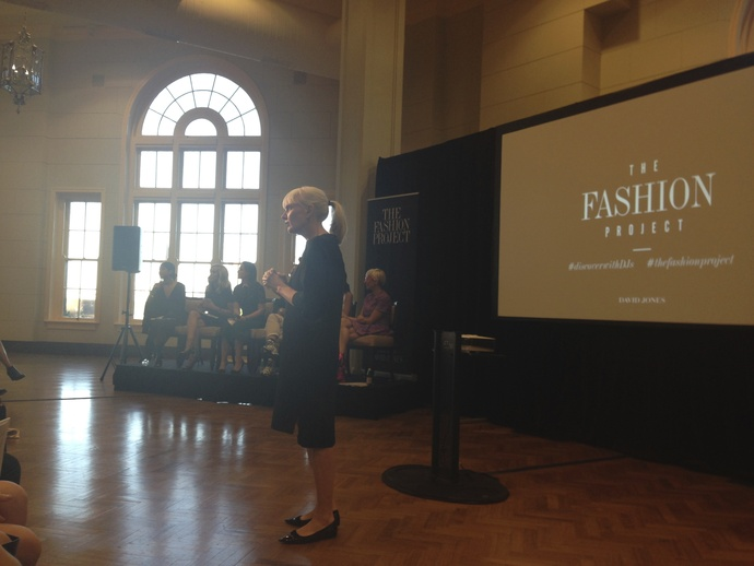 The Fashion Project presented by David Jones