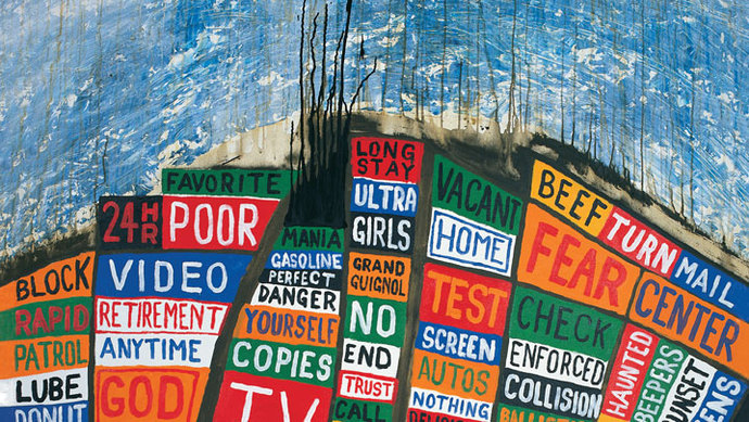 Stanley Donwood - The Panic Office